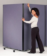 Office Partition Screens Range