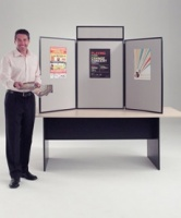 BUSYFOLD TABLETOP FOLDING DISPLAY