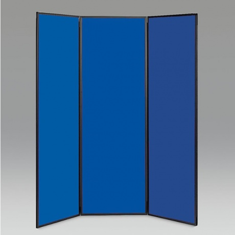BusyFold 3 Panel 1800 Folding Display