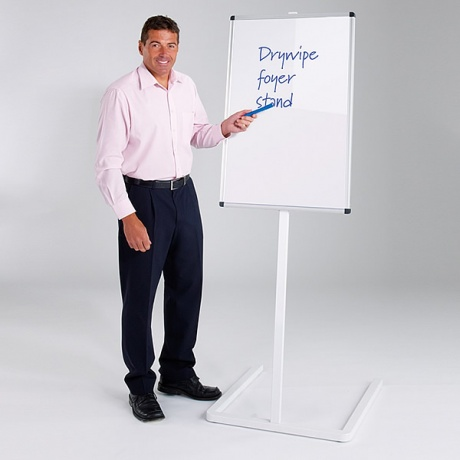 Freestanding Whiteboard