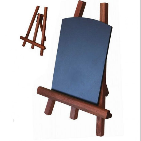 Table Top Chalkboard Easel