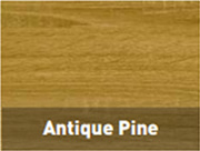 Antique Pine Wood Finish