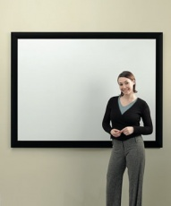 Fixed Position Projection Screens