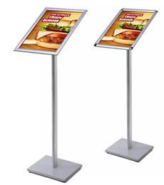 Menu & Information Stands