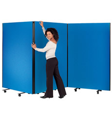 Office Screens and Room Dividers