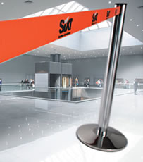 Queue Control & Barrier Solutions
