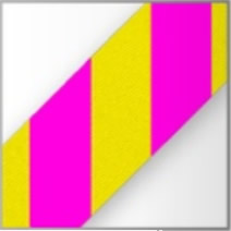 Yellow Magenta Diagonal