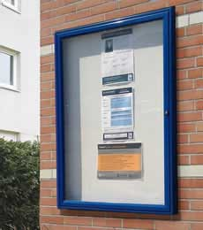 External Noticeboards