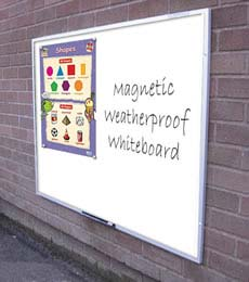 Outdoor Whiteboards