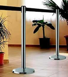 Retractable Belt Barriers
