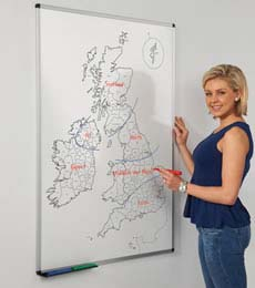 Whiteboard Maps