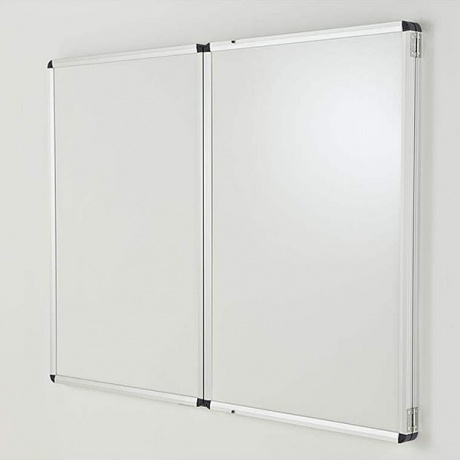 Budget Lockable Confidential Magnetic Whiteboard