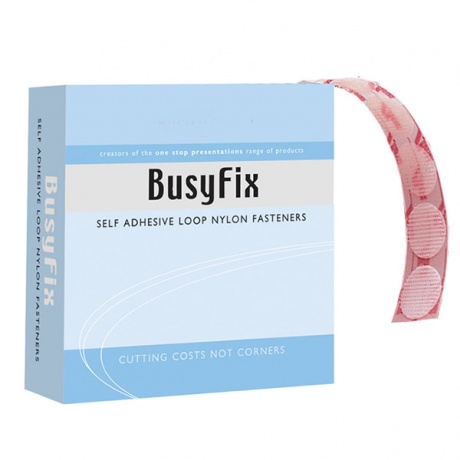 BusyFix 20mm Self Adhesive Coins