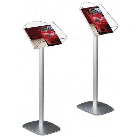 A4 Clean Line Brochure Stand