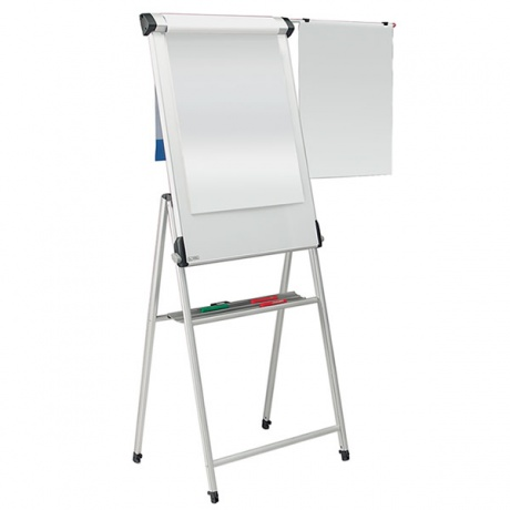 Conference Pro Flip Chart Easel - With Side Arms