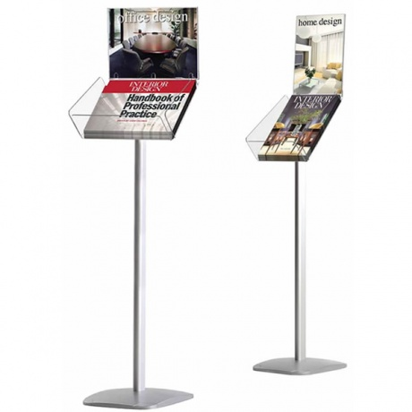 A4 Decorative Brochure Stand Plus