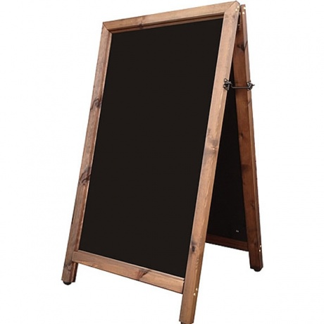Dorset Heavy Duty Outdoor Chalkboard A Board