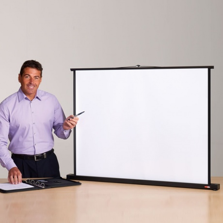 Eyeline Table Top Projection Screen