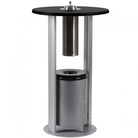 Floor Standing Smoking Table