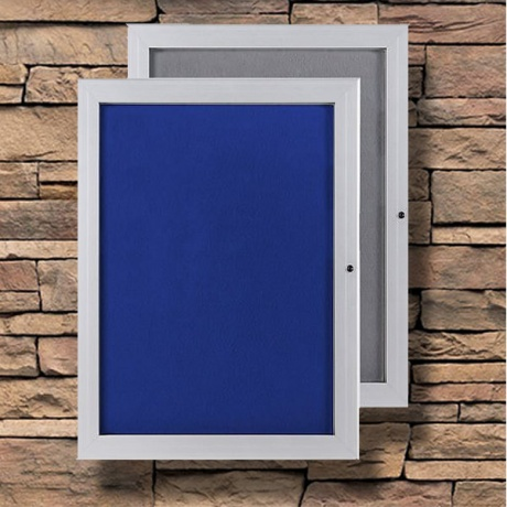 Jupiter External Felt Noticeboard