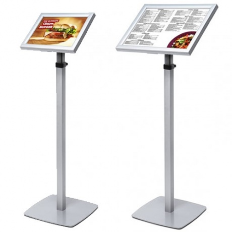 A4/A3 LED Backlit Menu Stand Telescopic