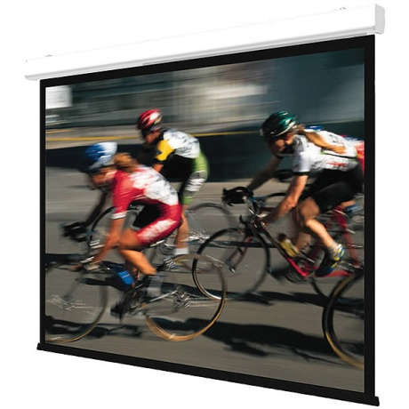Metroplan Eyeline ® Rear Projection Electric Screen