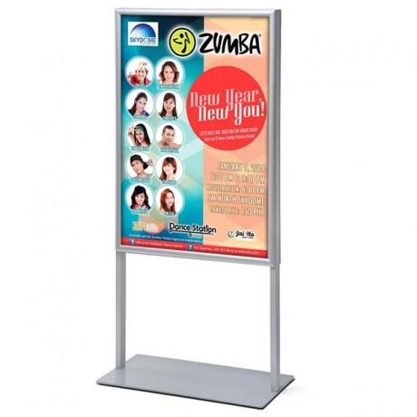 A1/70 x 100cm Poster Frame Stand