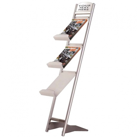3 x A4 Rapid Brochure Stand