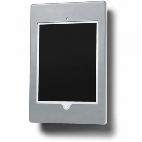 Slimcase Flat Lockable Wall Mounted iPad Enclosure