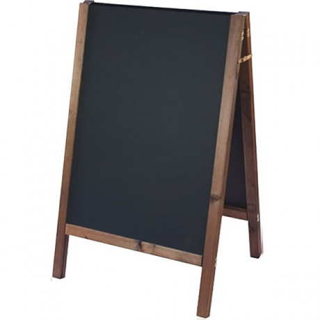 Sussex Reversible Chalkboard A Board