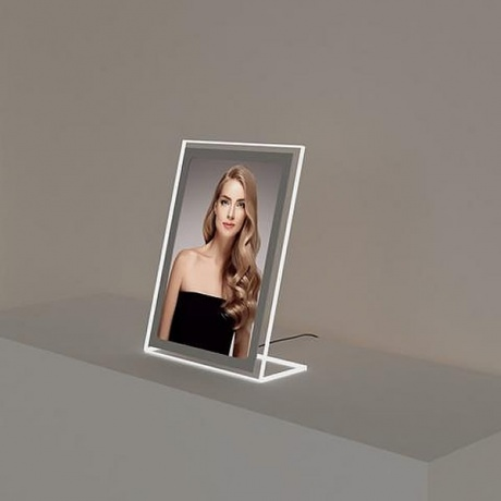 A4/A3 Table Top LED Light Pocket Display