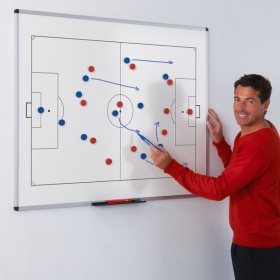 WriteOn Magnetic Tactical Whiteboard