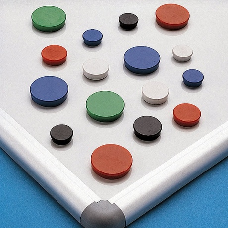 Magnets for Whiteboards and Noticeboards