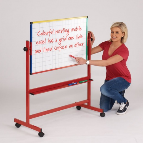WriteOn Junior Mobile Whiteboard