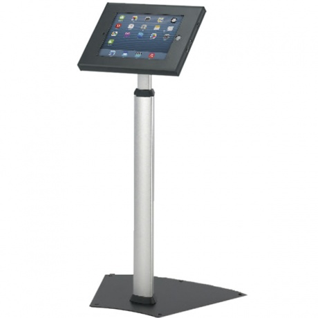 iPad Telescopic Stand - Black / White