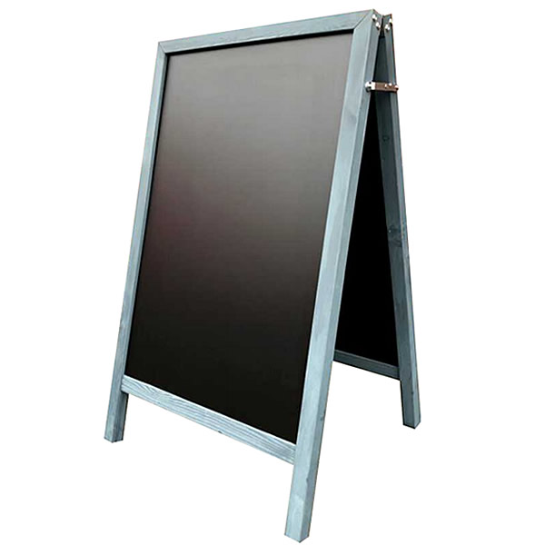 Devon Outdoor Chalkboard A Board