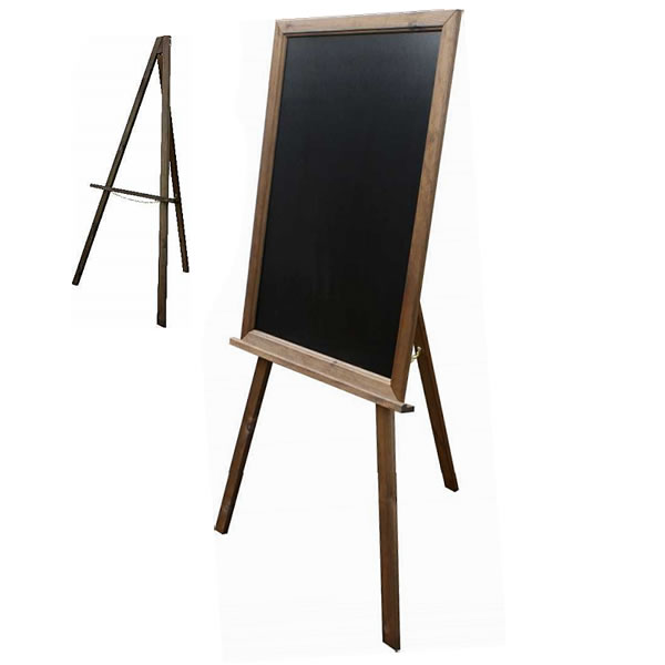 large chalkboard easel best prices white light display