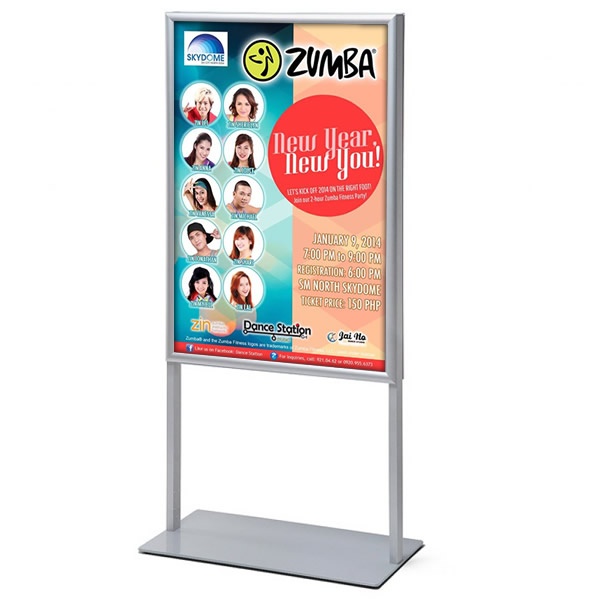 Poster Frame Stand | A1 & 70 x 100cm