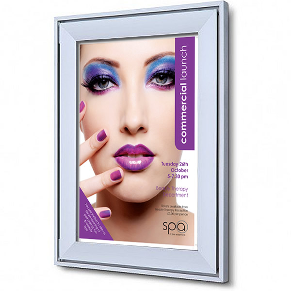 Designer Poster Snap Frame | Internal/External Use - 37mm Profile