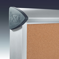 Shield External Notice Board Aluminium